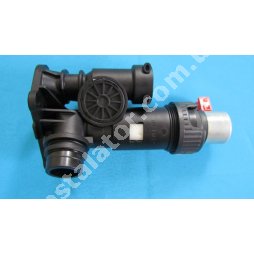 0020020015 3-х ходовий клапан Vaillant  atmoTEC Pro / turboTEC Pro