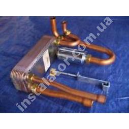 064884  Теплообмінник ГВП (комплект) Vaillant  VCW 204-254