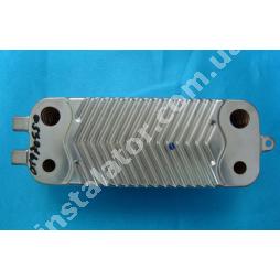 8716771987 Теплообмінник вторинний Junkers Bosch 16 пластин