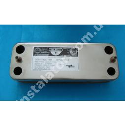 17B2071601 Тепелообмінник вторинний Isofast F 28E, Isomax