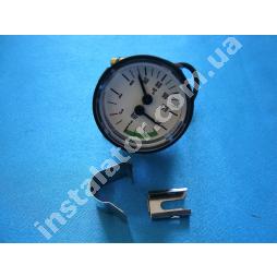 101270 Термоманометр Vaillant MAX Pro-Plus (зелені ручки)