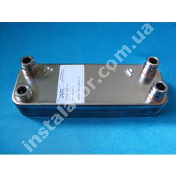 065088 Теплообмінник вторинний 12 пластин  Vaillant TURBOmax, ATMOmax Pro/Plus