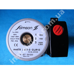 5192602 Циркуляційний насос SIME Format. Zip 30-35 кВт OF - BF/Metropolis