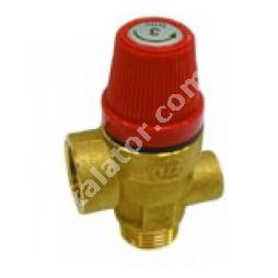 """998447 Запобіжний клапан Ariston MicroSystem/T2/TX 1/4"""" 3 бар"""