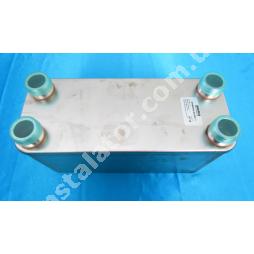 Теплообмінник Womix B3 - 40 пластин