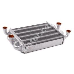 3003202564 Теплообмінник бітермічний Demrad Nepto NKT2 (Китай)