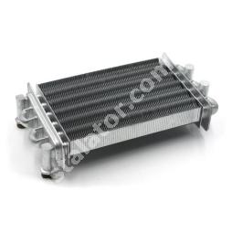 AA10070008 Теплообмінник бітермічгий ZOOM Projekt 24, Rens 24 (Китай)